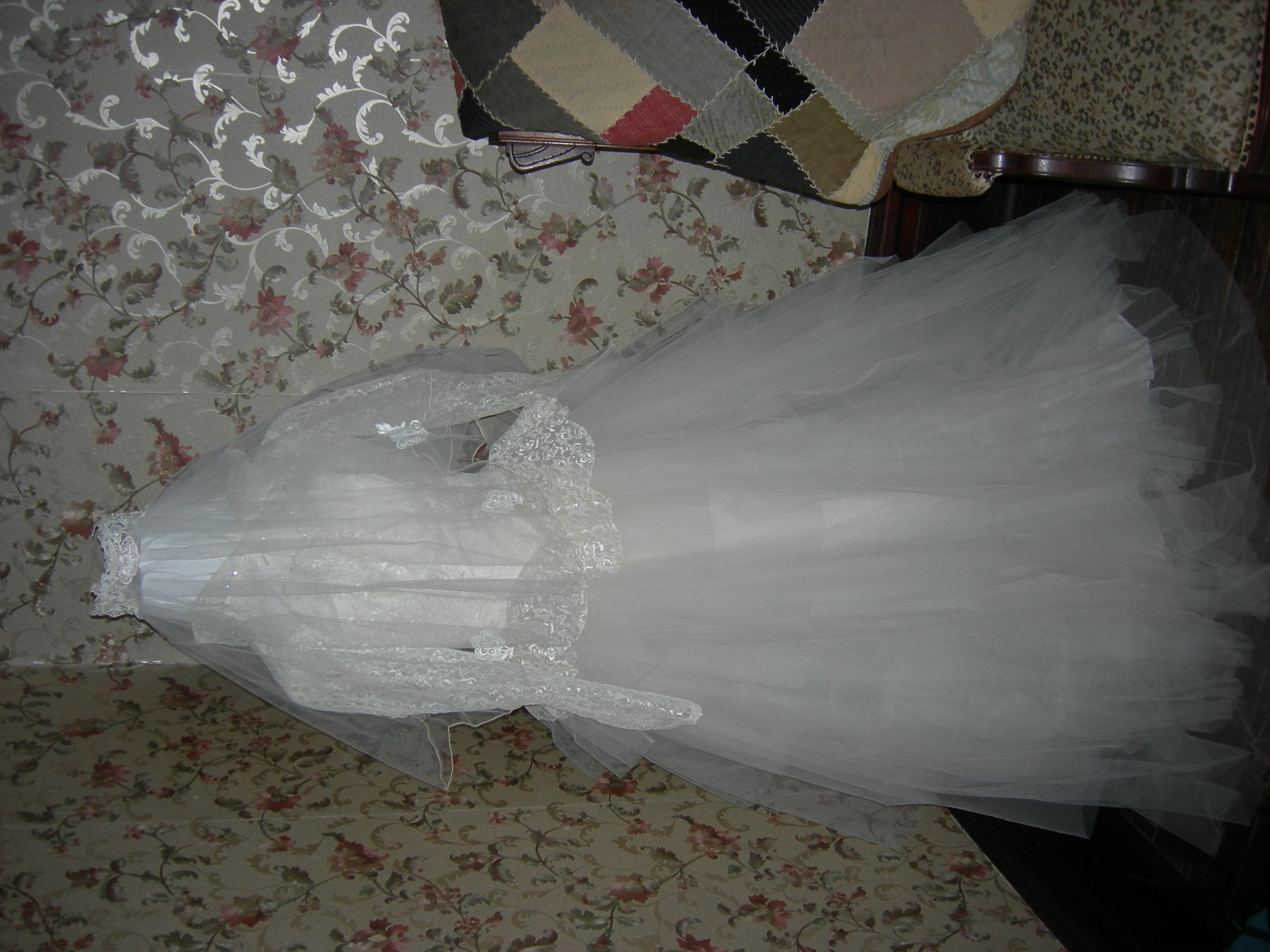 wedding dress 1 parlor