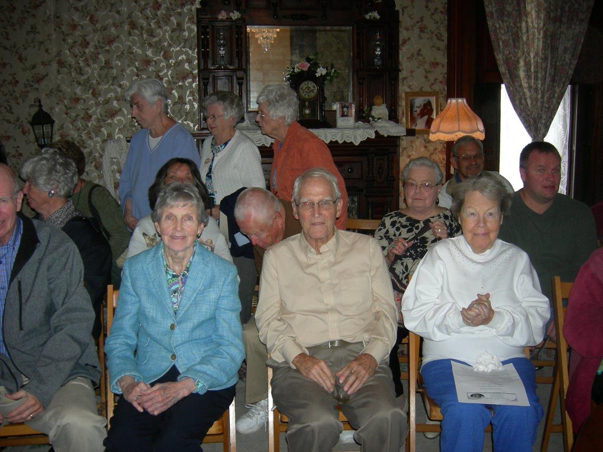 Harriet Porter Secrest & family-op